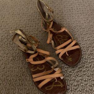 Gladiator wrap Sandles 7.5